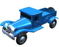 ボンネット型トラック(CG)