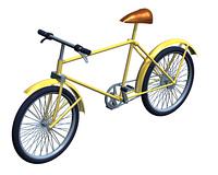自転車(CG)