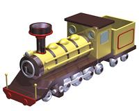 機関車(CG)