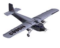三発旅客機(CG)