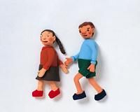 クラフト(少年と少女)