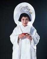 白無垢の新婦