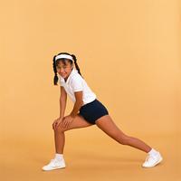 体操服の少女