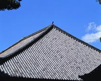 東寺の瓦葺き屋根