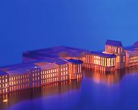 ヴェルサイユ宮殿(クラフト)
