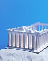 パルテノン神殿(クラフト)