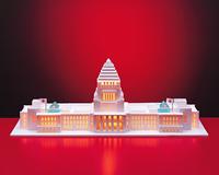 国会議事堂(クラフト)