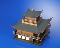 金閣寺(クラフト)