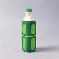 ペットボトル(クラフト)