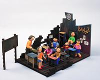 教室(クラフト)