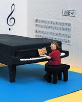 ピアノ演奏(クラフト)