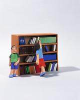図書室(クラフト)