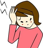 病気、疾患(頭痛)