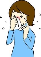 病気、疾患(花粉症)