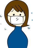 病気、疾患(風邪)