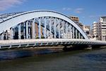 隅田川と永代橋