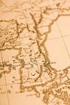 古地図 朝鮮半島