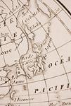 古地図 日本列島