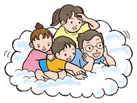 雲の上の家族