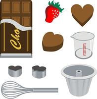 手作りチョコキット
