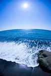 鎌倉 稲村ヶ崎の海