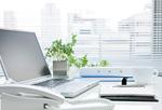 オフィスの机