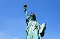 東京 お台場 自由の女神像