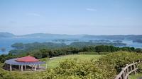 長串山から見た九十 九島