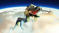 昇竜 ドラゴン(CG)