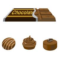 チョコレート菓子セット