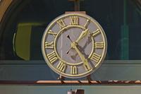 町中の時計
