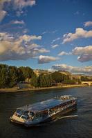 センヌ川の眺め