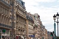 パリの建物
