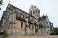 オヴェールの教会