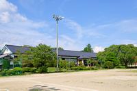 長野県飯田市 旧山本中学校杵原校舎
