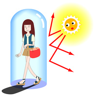 日焼け防止