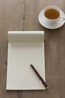 手紙と紅茶