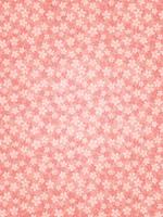 桜パターン和紙