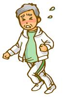 お父さんジョギング