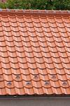 住宅の屋根瓦