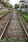 都電荒川線の線路
