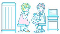 産婦人科の妊婦健診