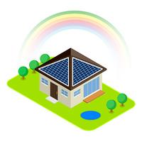 エコロジーな住宅