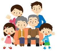 3世代 家族