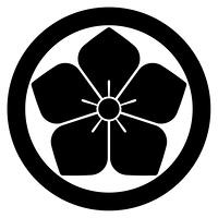 家紋[丸に桔梗]