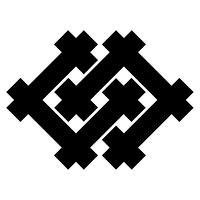 家紋[違い井筒]