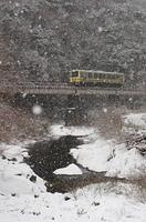 雪の木次線