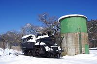 雪晴れのC12