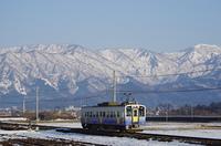 雪山とえちぜん鉄道