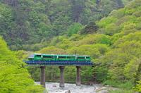 新緑の山田線
